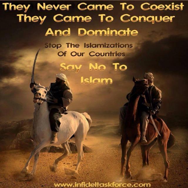 MuslimsDontCoexust