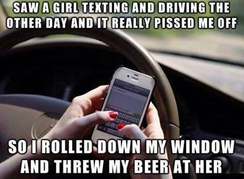DrivingAndTexting