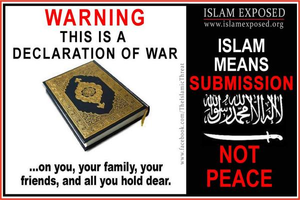 Image result for islam is evil